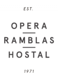 Hostal OperaRamblas – Web Oficial Logo