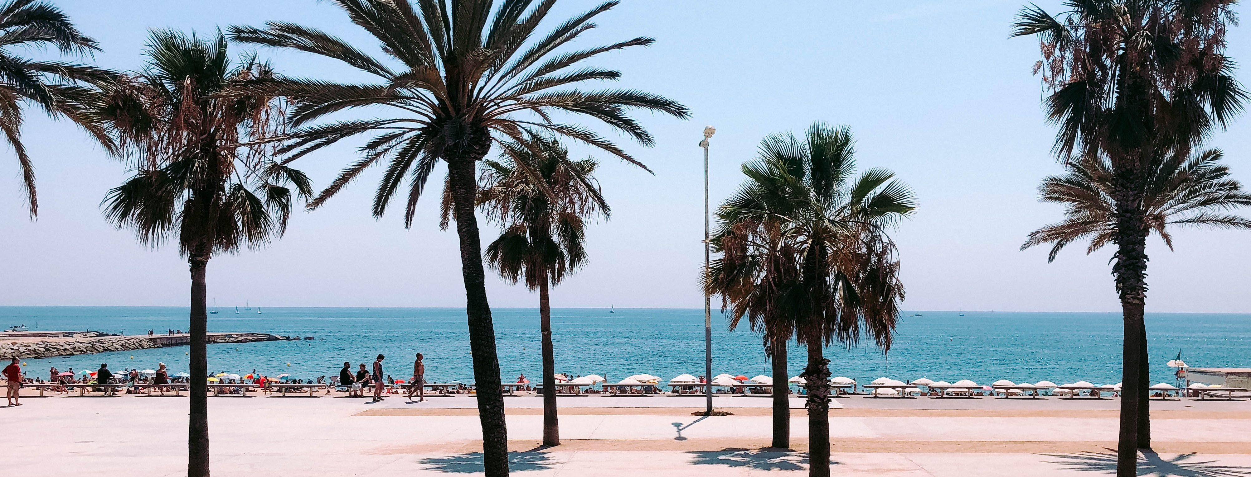 9 + 1 playas de Barcelona para bañarse en el Mediterráneo